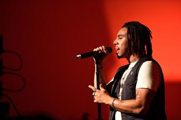 "Vic Mensa Gives Soulful Performance Of ""We Can Be Free"""