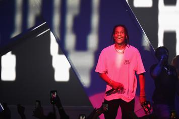 "A$AP Rocky Says He's The ""Greatest Contemporary Artist Of All-Time"""