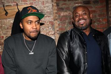 "Nas' Original Version Of ""Ether"" Was Terrible, According To Steve Stoute"