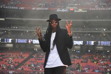 """2 Chainz Brings A """"Trap Wonderland"""" To The ATL For The Holidays"""