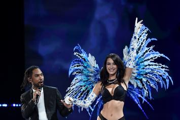 Miguel Performs At Victoria's Secret Fashion Show 2017
