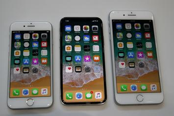 Apple's iPhone X May Have Sold 6 Million Units During Black Friday Weekend