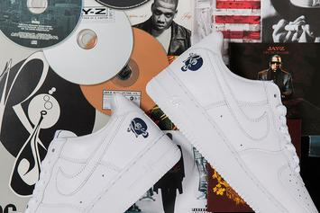 Nike Launches Roc-A-Fella Air Force 1 Collab