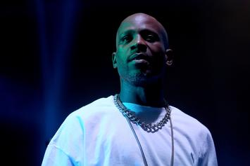 DMX Reportedly Strikes Plea Deal In Tax Evasion Case