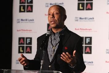 "Russell Simmons Dropped From HBO's ""All Def Comedy"""