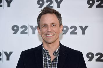 """Seth Meyers Goes In On Matt Lauer: """"You're The Dildo At Work"""""""