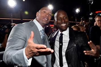 """Dwayne """"The Rock"""" Johnson Doesn't Want To Be """"Dragged Into"""" Tyrese Drama"""