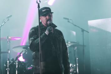 """Watch Good Charlotte Cover Lil Peep's """"Awful Things"""" During Memorial Service"""