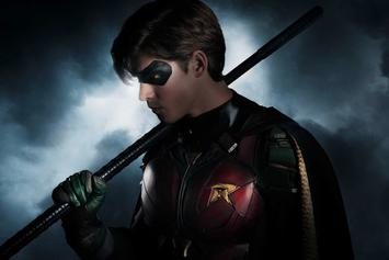 """DC Comic's """"Titans"""" Shares First Look At Robin"""
