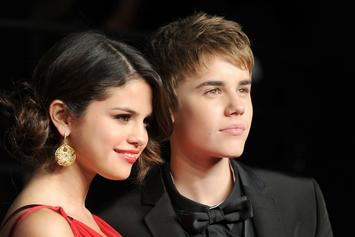 Justin Bieber Blushes While Dodging Selena Gomez Proposal Question