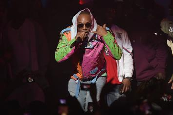 "Reebok x Cam'Ron x Foot Locker Launch ""3:AM"" Content Series"