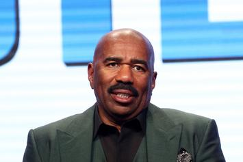 Steve Harvey Accused Of Fraud; Puts The Blame On Oprah & Tyler Perry