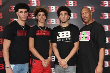 LaVar Ball: Smaller Baller To Big Baller Brand
