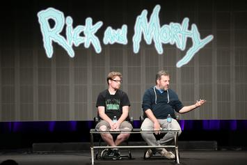 """Rick And Morty Presents"" Comic Book Anthology To Launch In 2018"