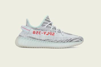 "Adidas Yeezy Boost 350 V2 ""Blue Tint"": Official Store List"