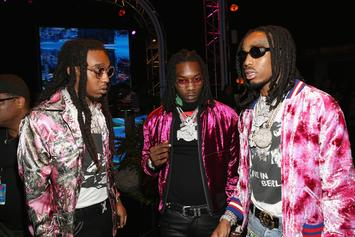 "Migos Make Fun Of ""Everyday Struggle"" In New Preview Of ""Ice Tray"" Video"