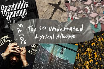 Top 10 Underrated Lyrical Albums Of 2017