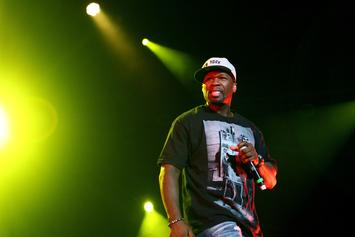 50 Cent Inks 8-Figure Deal With Starz, Extends Partnership To 2019