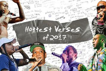 Hottest Verses Of 2017