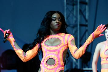 """Azealia Banks """"In Tears"""" After Wendy Williams Suggests She Sells Sex For Money"""