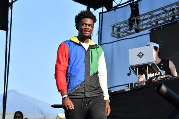 Ugly God Sends XXXTENTACION A Supportive Message Ahead Of Court Date