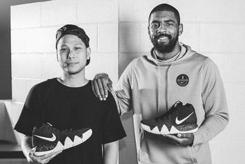 Nike Officially Introduces The Kyrie 4: Details