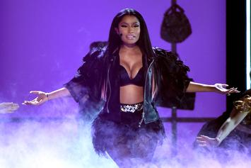 "Nicki Minaj Teases Farruko's ""Krippy Kush (Remix)"" Music Video"
