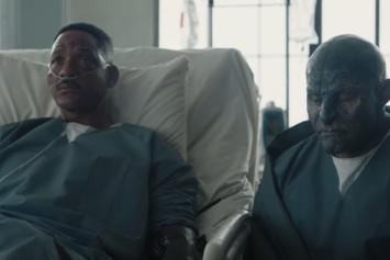"Netflix & Will Smith Make Streaming Service History With ""Bright"" Sequel"