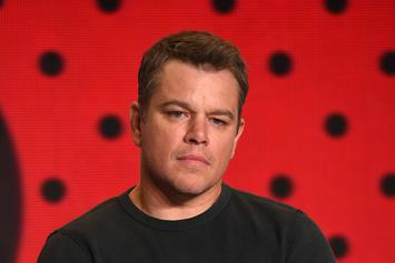 "Petition To Remove Matt Damon From ""Oceans 8"" Gains Over 20K Signatures"