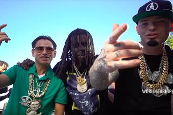"Watch Chief Keef & Paul Wall's New Video For ""Bust"""