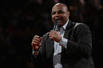 Twitter Recaps Charles Barkley's Hilarious Night as NBA Christmas Commentator