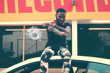 """Shy Glizzy Releases New Video For """"Loving Me"""""""