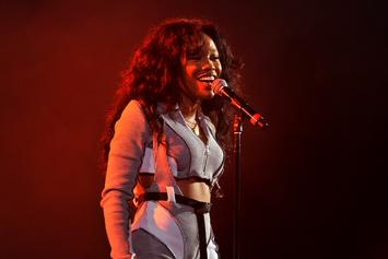 "SZA Lands First R&B No.1 With ""The Weekend"""