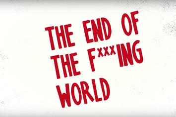 "Netflix Trailer & Release Date For ""The End of the F**king World"""