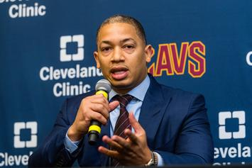 Tyronn Lue Reportedly Urged Cavs Not To Trade Kyrie Irving