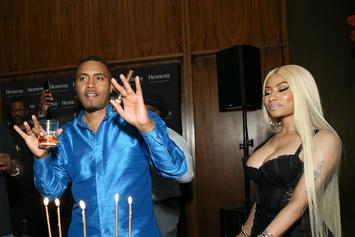 Nicki Minaj & Nas Have Reportedly Broken Up