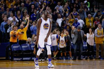 "Draymond Green On Battles With NBA Referees: ""A Lot Of It Is Personal"""