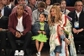 "Jay-Z Shares ""Blue's Freestyle"" Video For Blue Ivy's 6th Birthday"