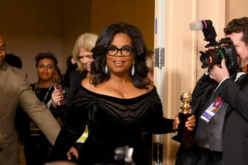 "Oprah Winfrey ""Actively Thinking"" About 2020 Presidential Run: Report"