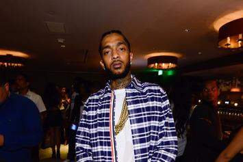 Nipsey Hussle Faces Backlash For Seemingly Homophobic Instagram Post