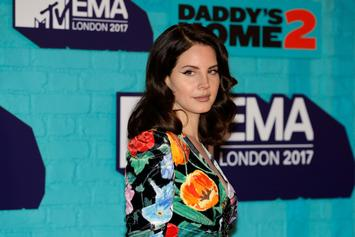 """Lana Del Rey Being Sued By Radiohead Over """"Creep"""" Similarity In """"Get Free"""""""