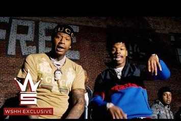 """Lil Baby Links Up With Moneybagg Yo In """"All Of A Sudden"""" Video"""