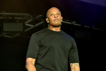 """Dr. Dre Reportedly Teases """"Detox""""; Says He's Working On New Music Right Now"""