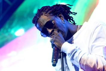 Young Thug Says He's In Need Of Sex And Twitter Has Some Thoughts