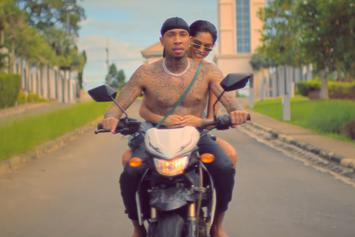 "Tyga's A Hopeless Romantic In New ""Temperature"" Video"
