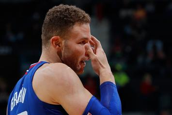 Clippers Reportedly Offered Blake Griffin Trade To Timberwolves