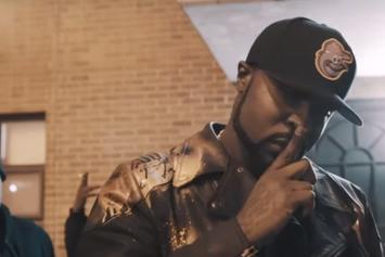 """Young Buck Mobs In The Trap In New Video For """"Run Off"""""""