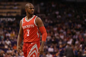 Rockets Reportedly Storm Clippers Locker Room After Loss