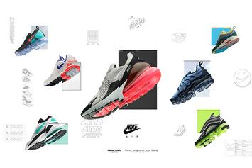 Nike Reveals Sneakers For Air Max Day 2018