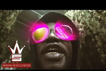 "Juicy J Drops The Hallucinogenic ""No Mo"" Video"